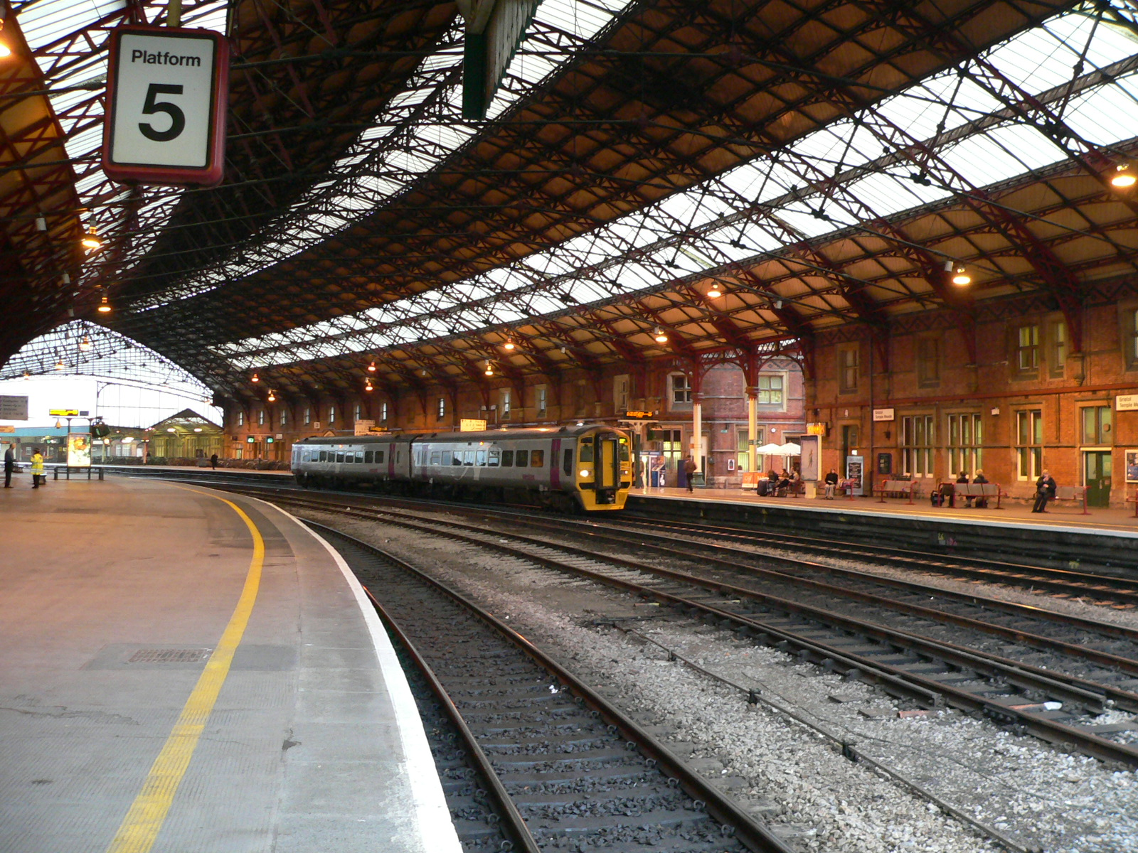 Network Rail Considering Selling Off Bristol Temple Meads